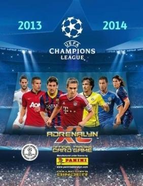 Album UEFA Champion 2013/2014