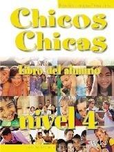 Chicos Chicas 4 podręcznik Nuria Salido Garcia