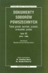 Dokumenty Soborów Powszechnych t.3 Baron Arkadiusz, Pietras Henryk
