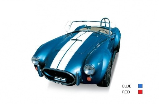 WELLY Shelby Cobra 427 SC 1965 (WE24002)