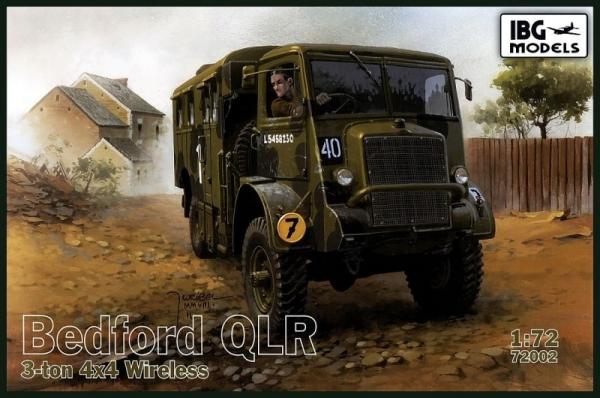 Bedford QLD 3 ton 4x 4 Wireless (72002)