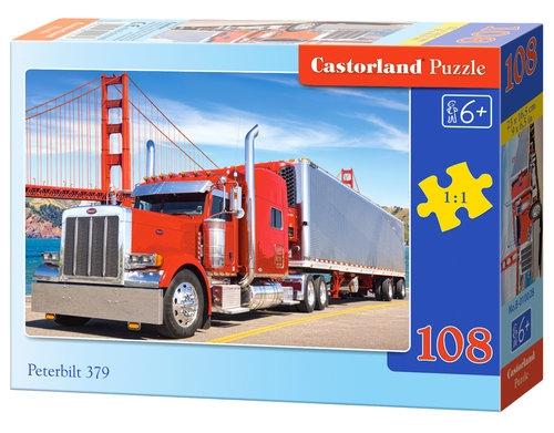 Puzzle Peterbilt 379 108 elementów (010028)