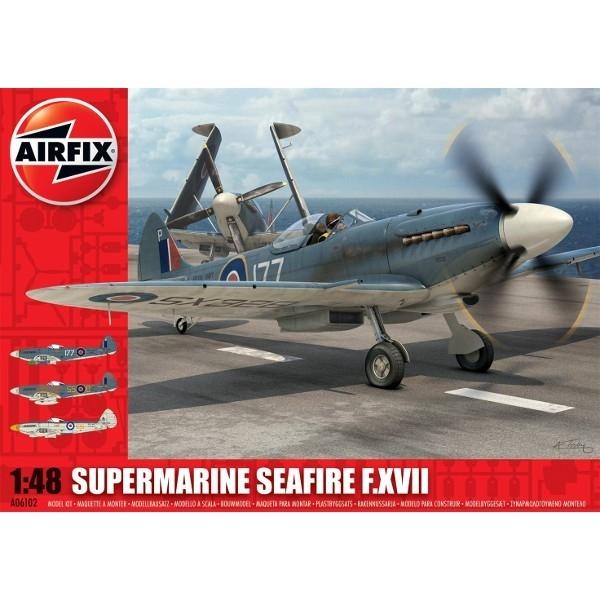 AIRFIX Supermarine Seafire F.XVII