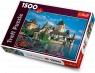 Puzzle 1500 elementów Zamek Oberhofen Szwajcaria (26102)