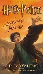 Harry Potter i Insygnia Śmierci. Książka audio CD (Audiobook) J.K. Rowling