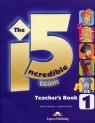 The Incredible 5 Team 1 Teacher's Book + kod i-ebook