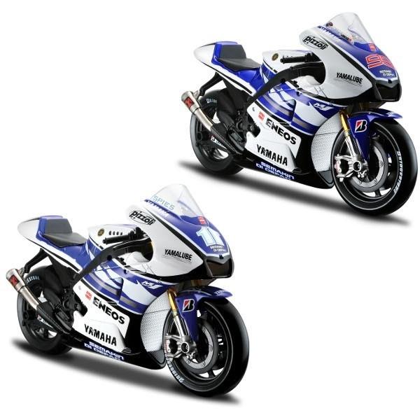 MAISTO 1/10 Motogp - Fia t Yamaha, 2012
