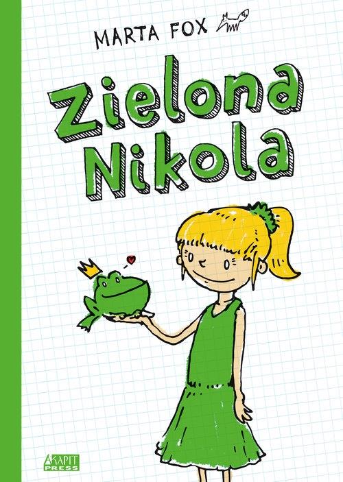 Zielona Nikola Fox Marta