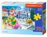 Puzzle Cinderella 70 elementów (007028)