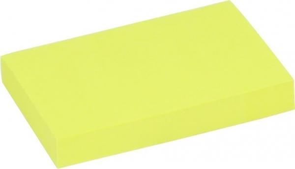 Notes samoprzylepny żółty 50 x 75 mm 656 (150-1131)