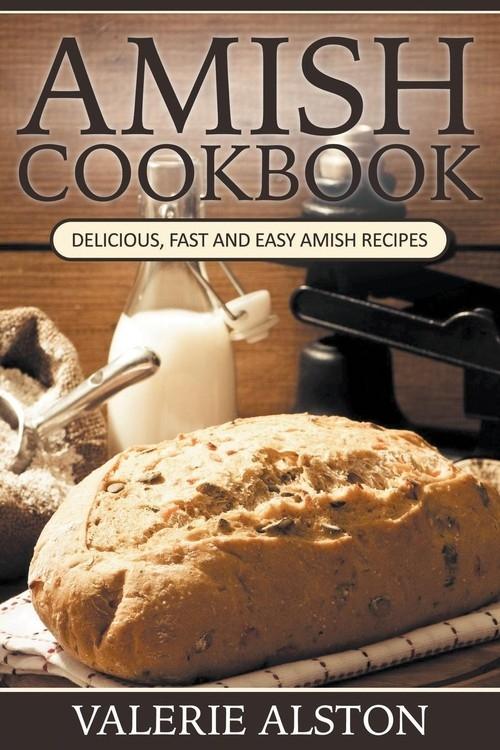 Amish Cookbook Alston Valerie