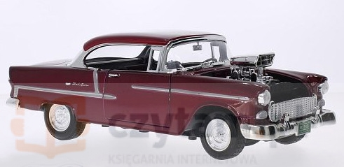 MOTORMAX Chevrolet Bel Air Tuning 1955 (79002)