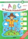 ABC w świecie przedszkolaka dla dzieci 6-letnich
