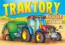 Kolorowanka. Traktory i inne pojazdy  - Traktor z przyczepką(A4, 16 str.)