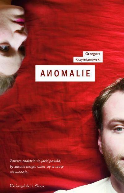 Anomalie (Uszkodzona okładka) Krzymianowski Grzegorz