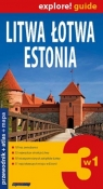 Litwa Łotwa Estonia 3 w 1