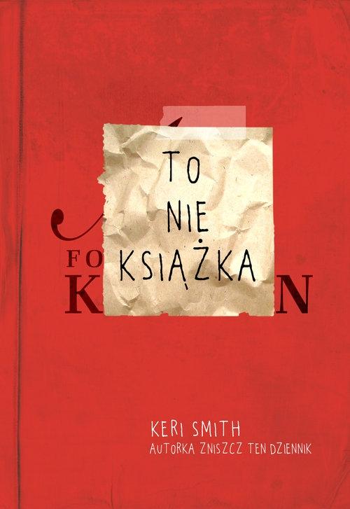 To nie książka Smith Keri