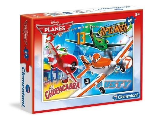 Puzzle Samoloty 60 elementów (08402)