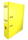 Segregator dźwigniowy A4 Bantex Classic PP 7,5 cm żółty