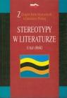 Stereotypy w literaturze