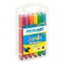 Flamastry Jumbo 12 kolorów PRIMA ART