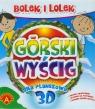 Górski wyścig Gra planszowa 3D Bolek i Lolek (0802)