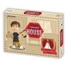Memory Game House (pudełko) Wiek: 4+