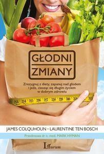 Głodni zmiany (Uszkodzona okładka) Colquhoun James, Ten Bosh Laurentine