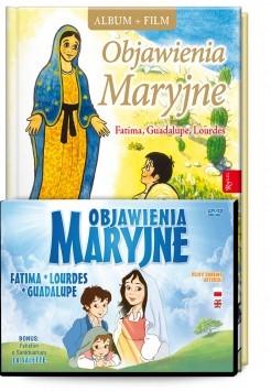 Objawienia Maryjne. Fatima, Lourdes, Guadalupe Aleksandra Polewska