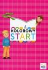 Kolorowy start 5-6-latki Pakiet Pakiet Żaba-Żabińska Wiesława