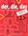 Der die das neu 1 Zeszyt ćwiczeń Kurs kontynuacyjny