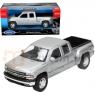 WELLY Chevrolet Silverado srebrny (WE22076)