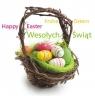 Karnet Wielkanocny (kwadrat)
