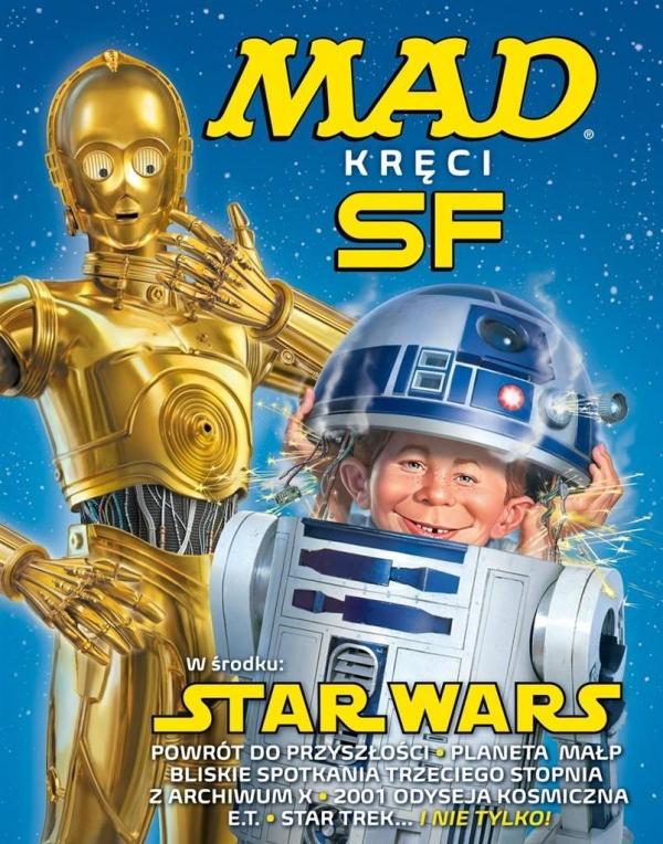 Mad kręci SF T.1 Star Wars  (16030)
