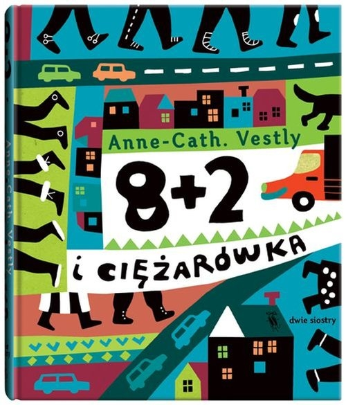 8 + 2 i ciężarówka Anne-Cath. Vestly