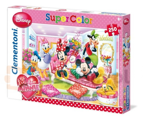 Puzzle I love Minnie 250 (29703)