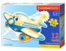 Puzzle maxi konturowe: Sunny Flight 12 elementów (120031)