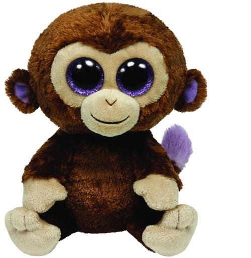 Maskotka Beanie Boos Coconut - Małpka 15 cm (36003)