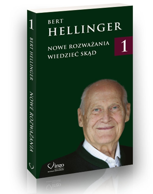 Nowe rozważania 1 (Uszkodzona okładka) Hellinger Bert
