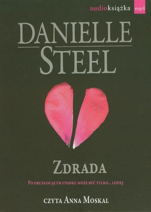 Zdrada  (Audiobook) (Uszkodzone opakowanie) Steel Danielle