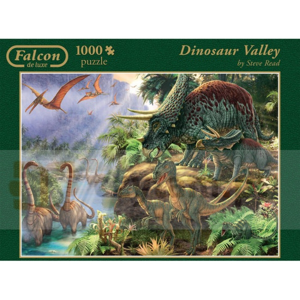 JUMBO 1000 EL Falcon Dinozaury (11103)
