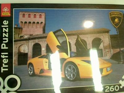 Lamborghini Murcielago LP 640 - 260 elementów (13103)