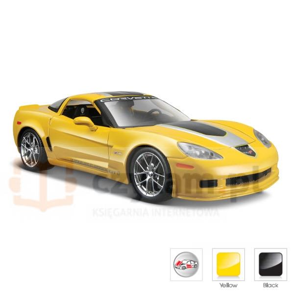 MAISTO Chevrolet Corvette GT1 2009 (31203)