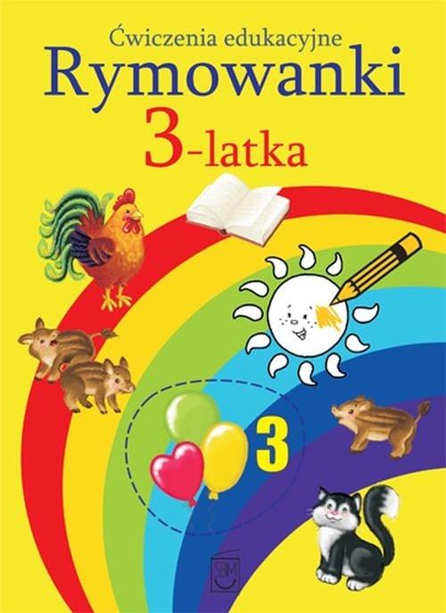 Rymowanki 3-latka Grużewska Barbara