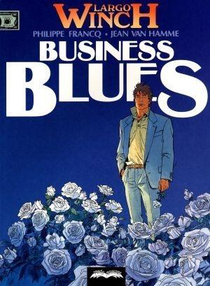 Largo Winch 4 Business Blues (Uszkodzona okładka) Van Hamme Jean