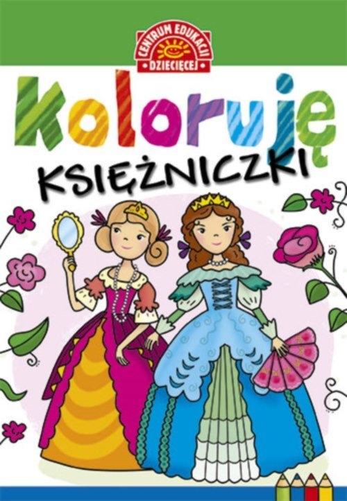 Koloruję Księżniczki