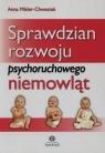 Sprawdzian rozwoju psychoruchowego niemowląt