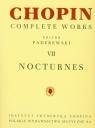 Chopin Complete Works VII Nokturny