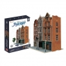 Puzzle 3D: Wielka Brytania, Auction House & Stores - Jigscape (306-24103)