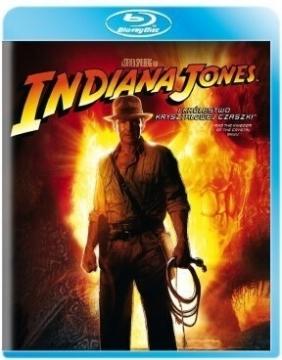 Indiana Jones i Królestwo Kryształowej Czaszki (Blu-ray)